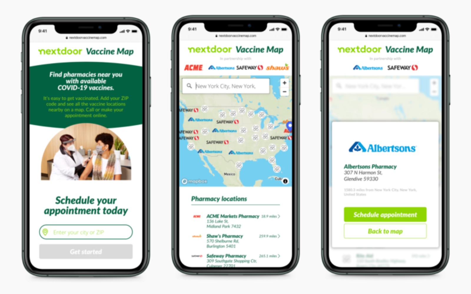 Nextdoor can help you find and book COVID-19 vaccinations | Engadget