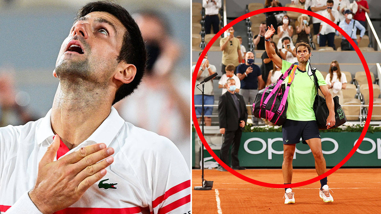 'Exceptional' French Open scenes force staggering Covid backflip