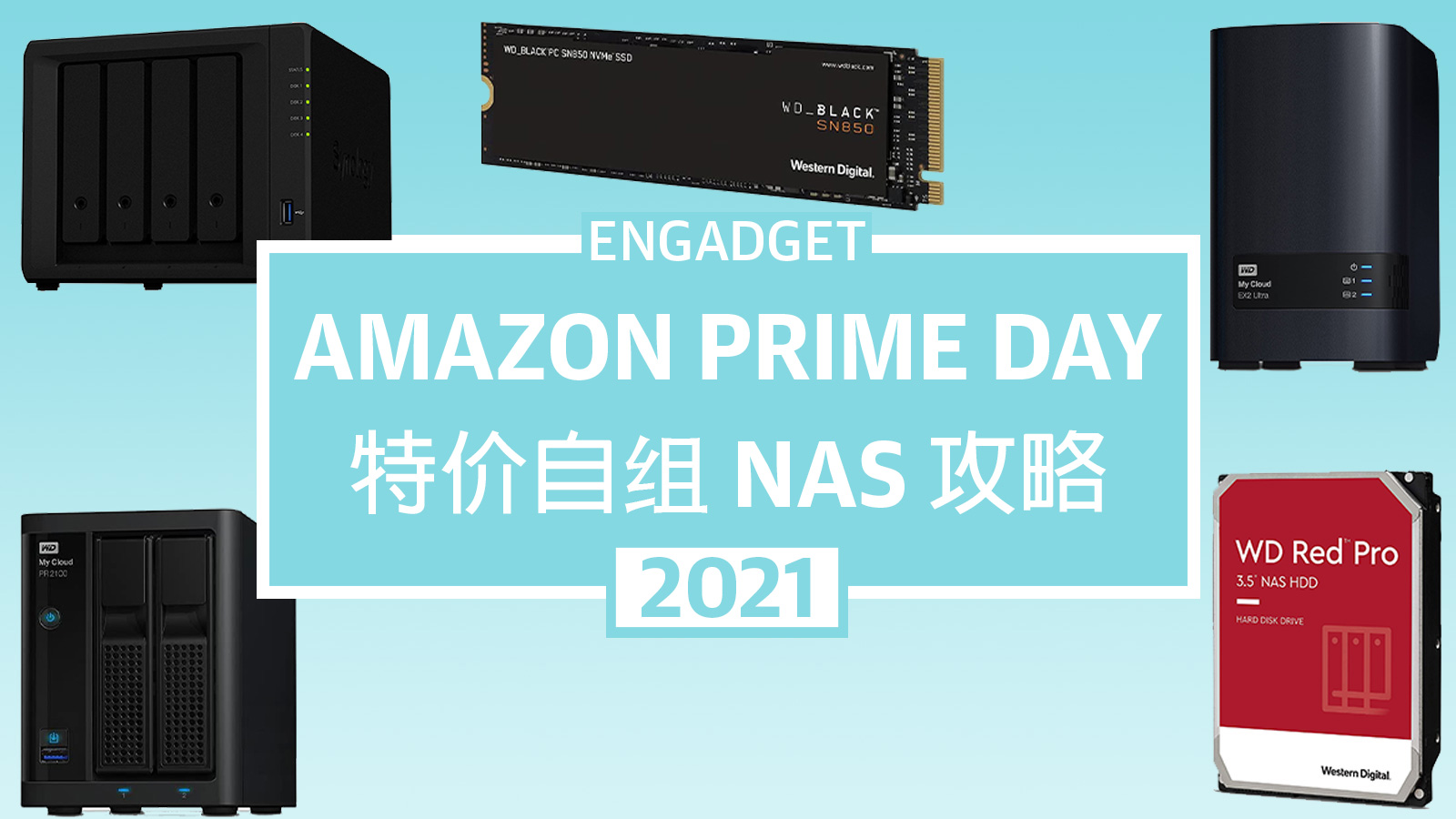 Amazon Prime Day 2021 NAS