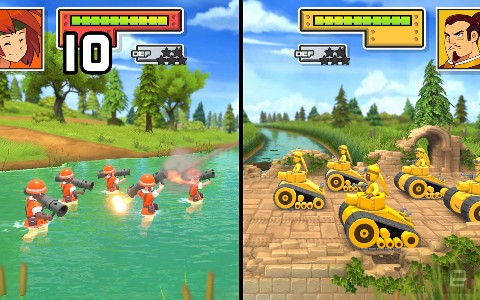 Advance Wars 1+2:Re-Boot Camp