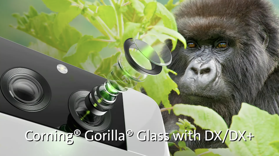 Gorilla Glass DX/DX+