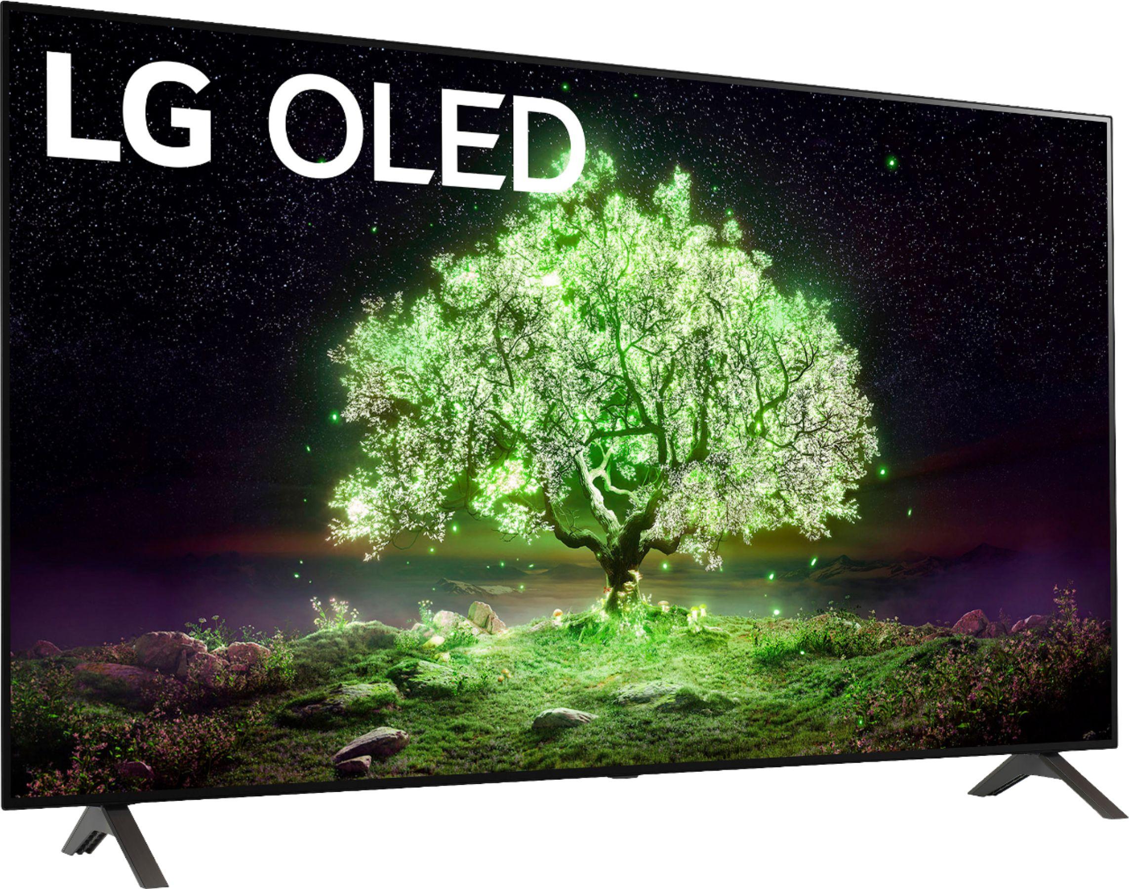 55-inch LG A1 OLED 4K TV