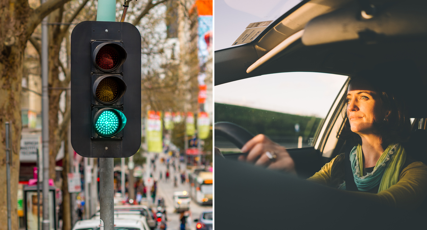Why this common traffic light act could cost you $572