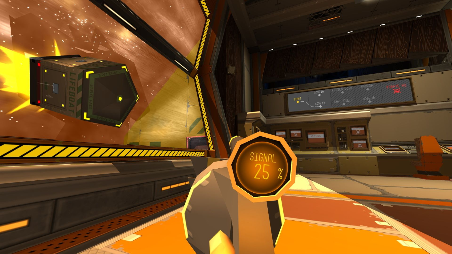 'Skin Deep' is a stinky sci-fi shooter from indie icon Brendon Chung