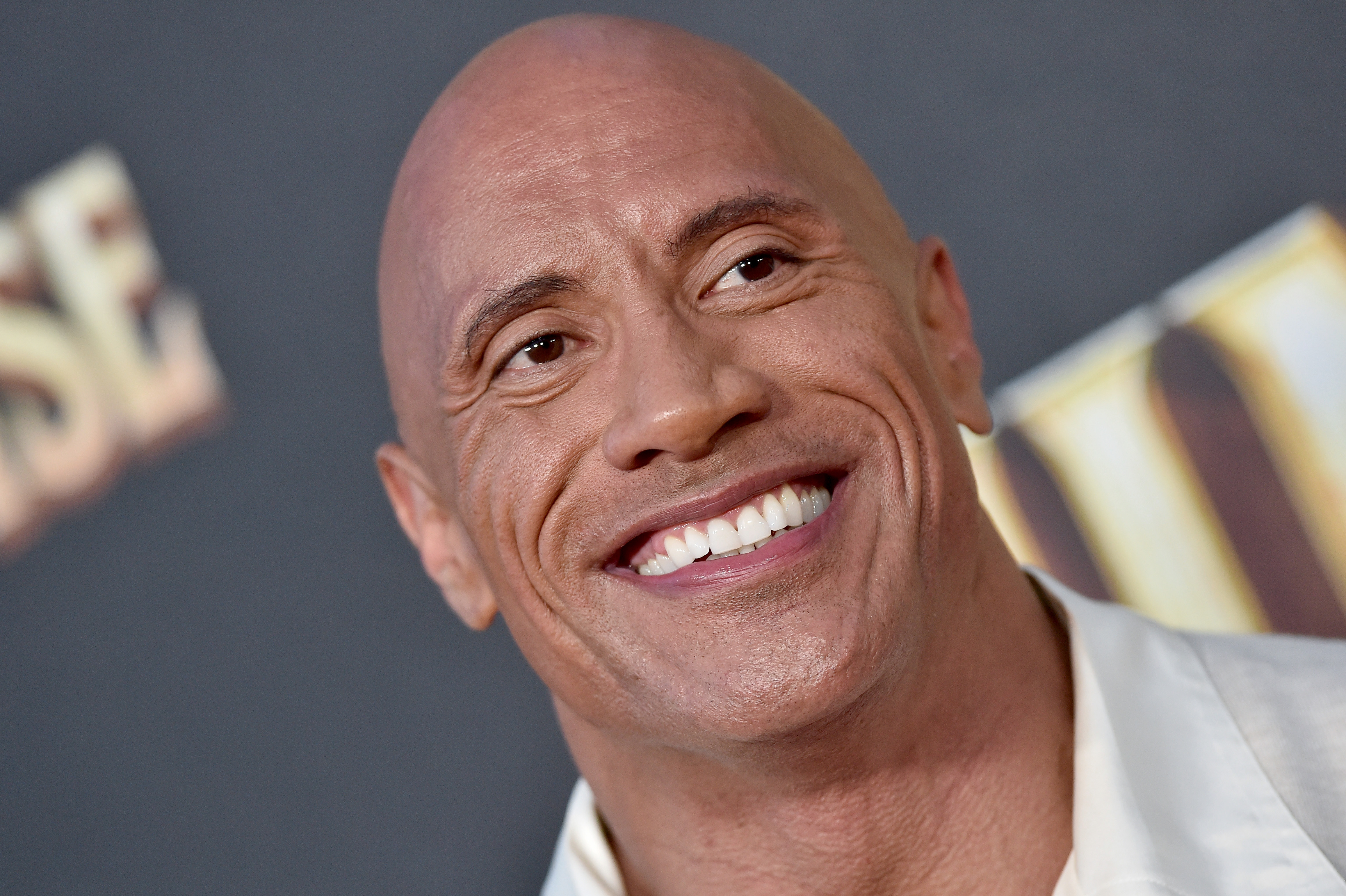 Dwayne Johnson reveals disturbing first look at Black Adam, says he was 'born to play' the DC anti-hero