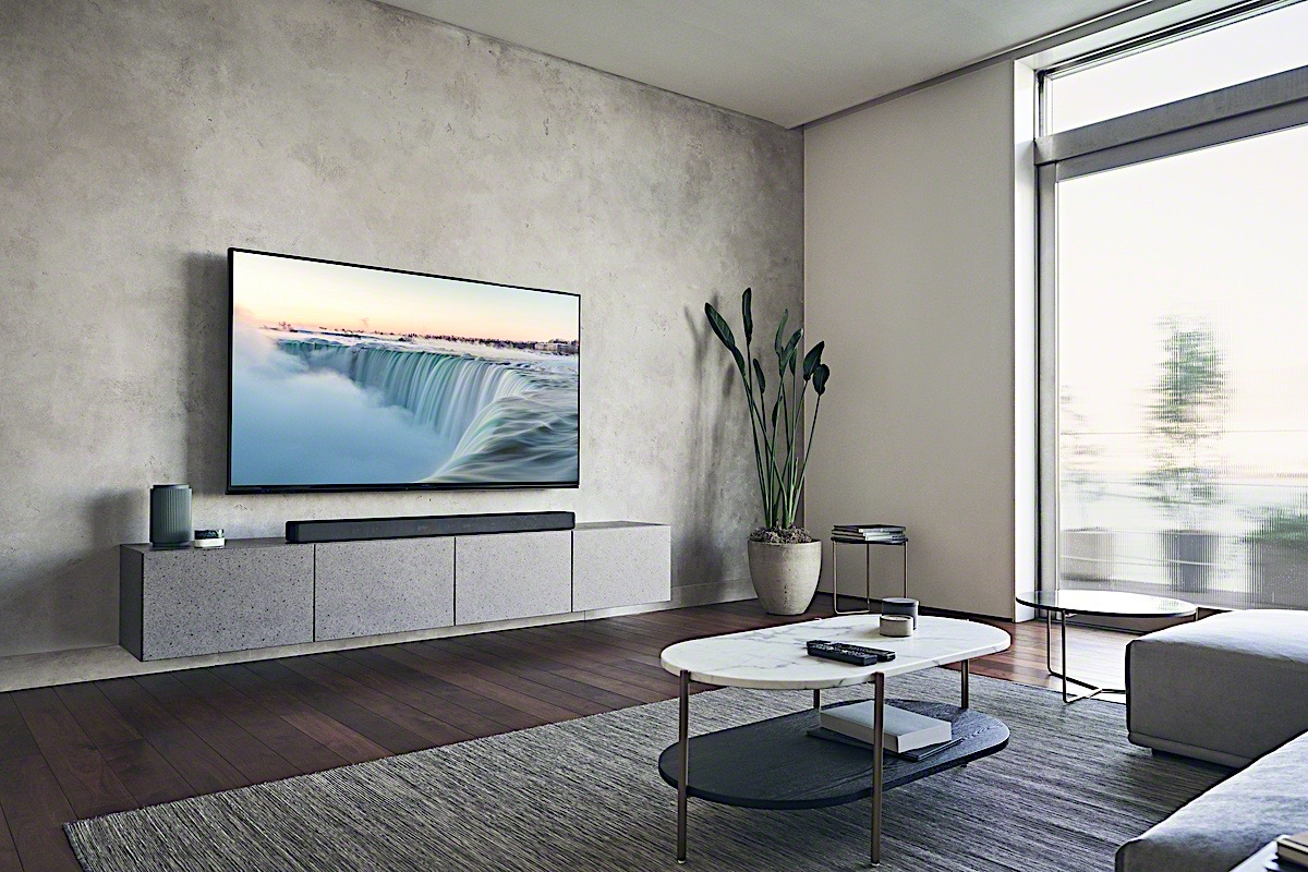 Sony's latest flagship soundbar offers Dolby Atmos and 360 Reality Audio