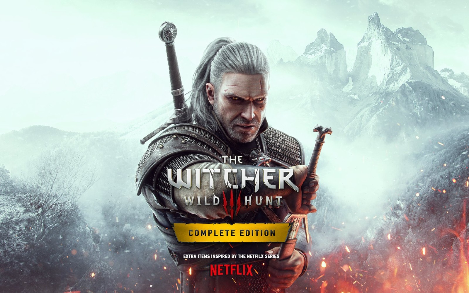 The Witcher 3: Wild Hunt gets a free DLC inspired by the Netflix series -  Fuentitech