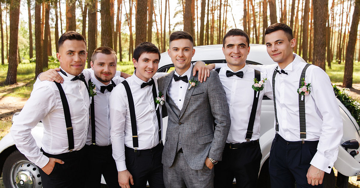 Groomsman shocked after 'trashy' request from groom: 'No heads up!'