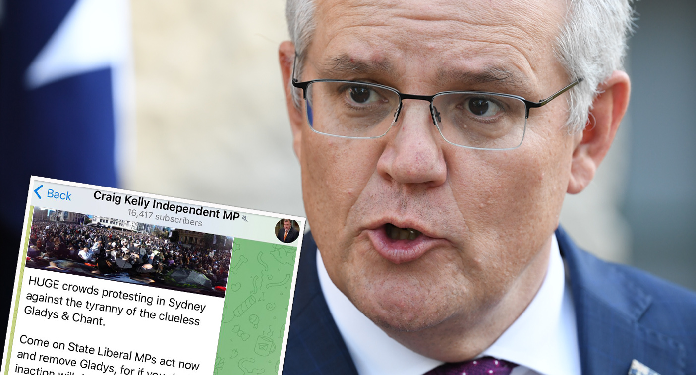 'Selfish behaviour': PM lashes 'reckless' protesters