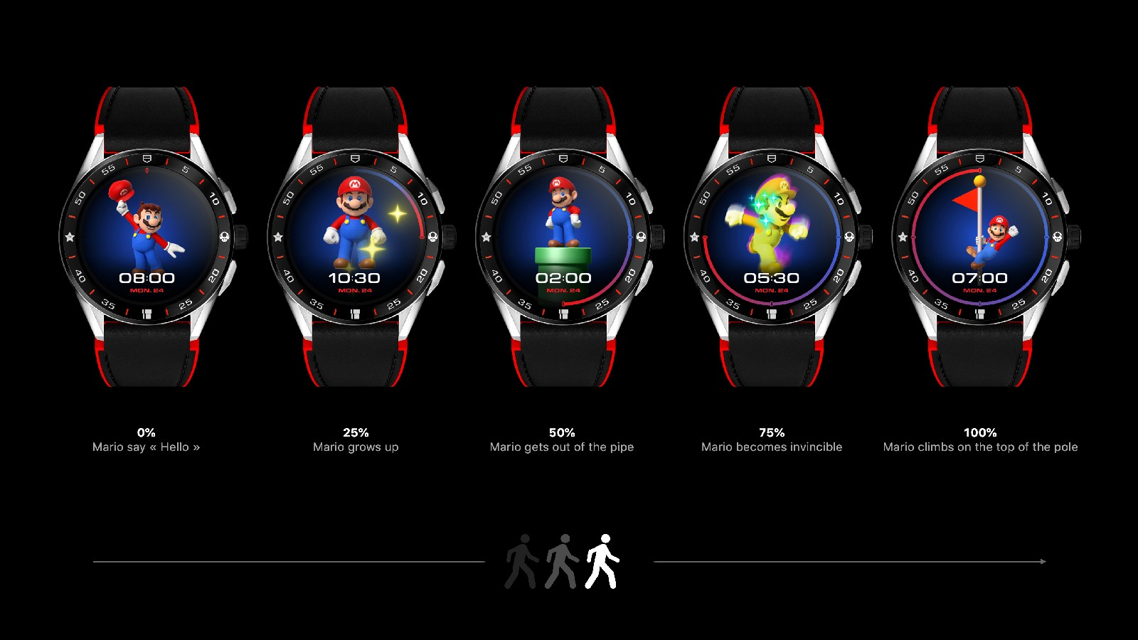 TAG Heuer x Super Mario Limited Edition