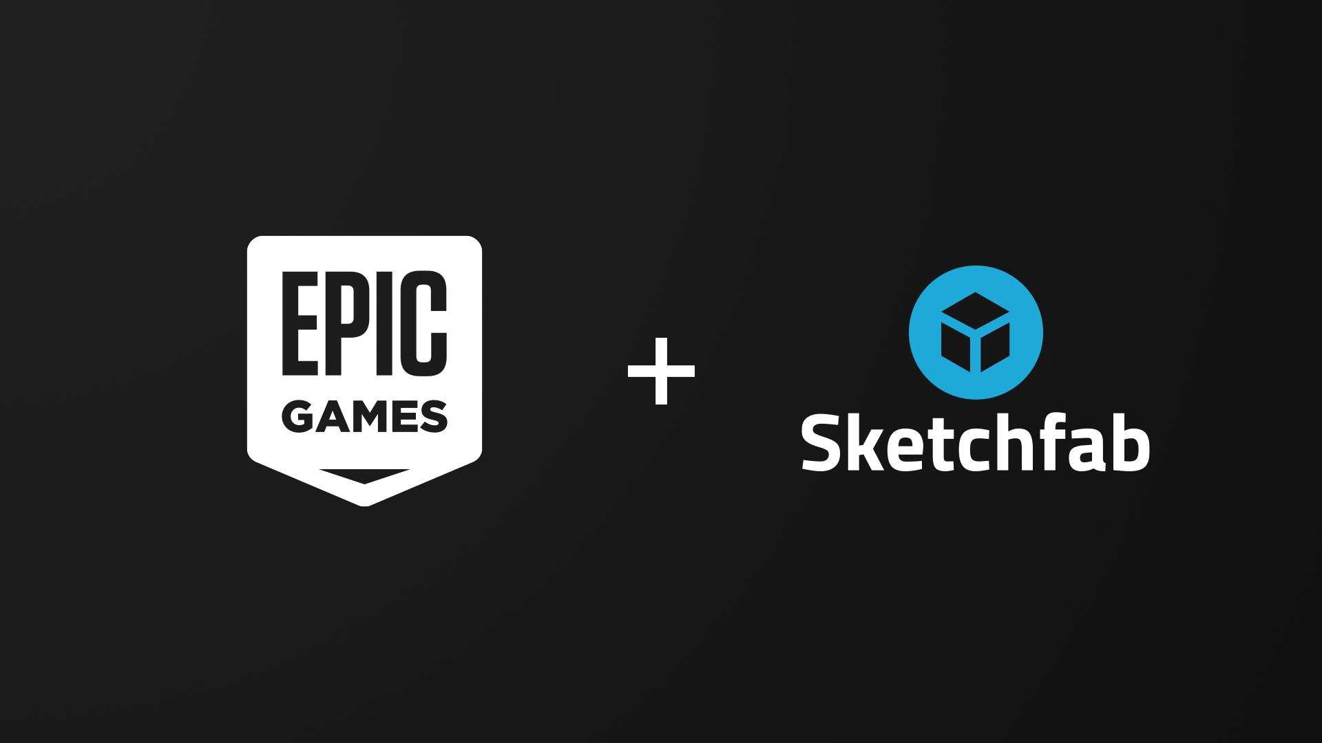 Epic Games Sketchfab