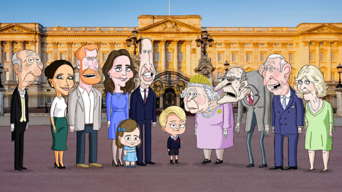 Outrage over 'disgusting' and 'unacceptable' Prince George cartoon