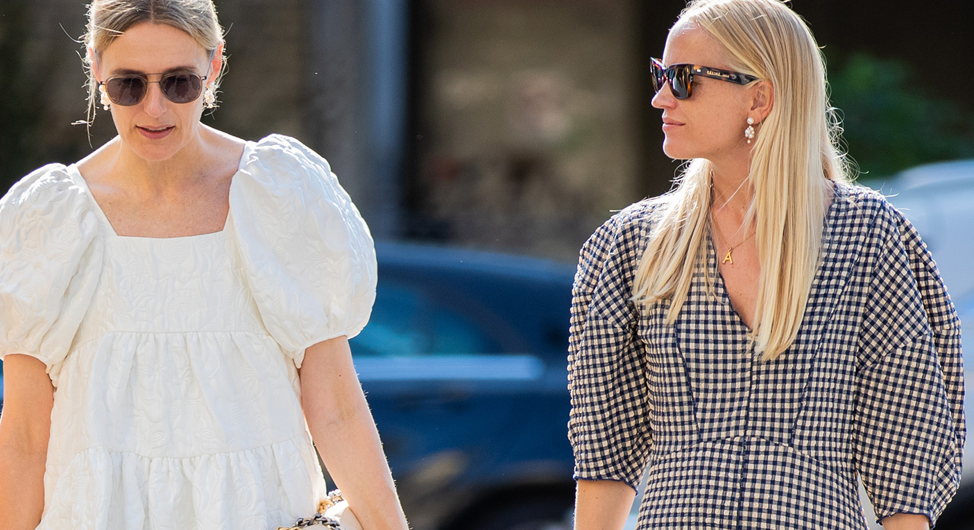 Dress of the day: The on trend checked dress you need this summer