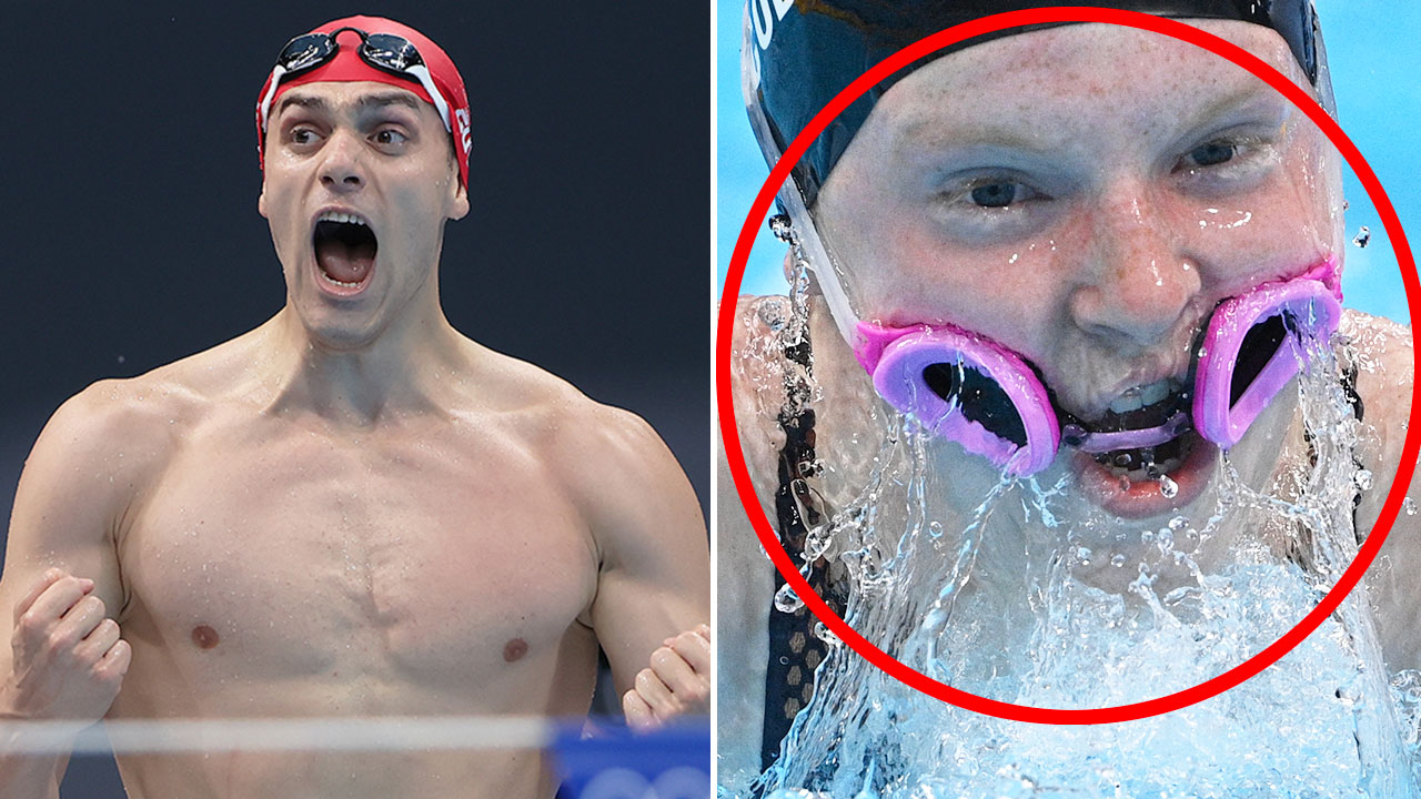 'Pure chaos': Swimming world erupts over mixed medley relay