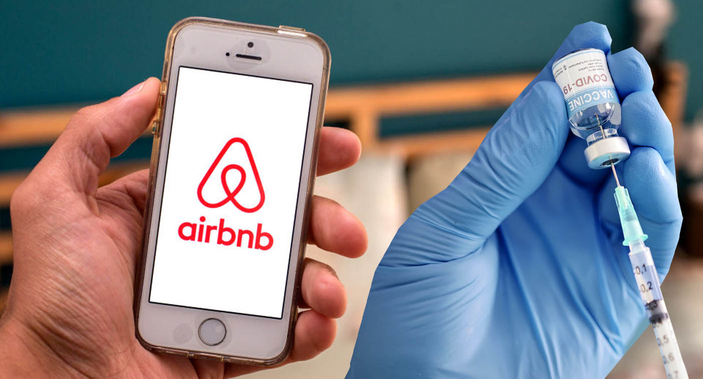 Airbnb super host rejects guests over Covid vaccination