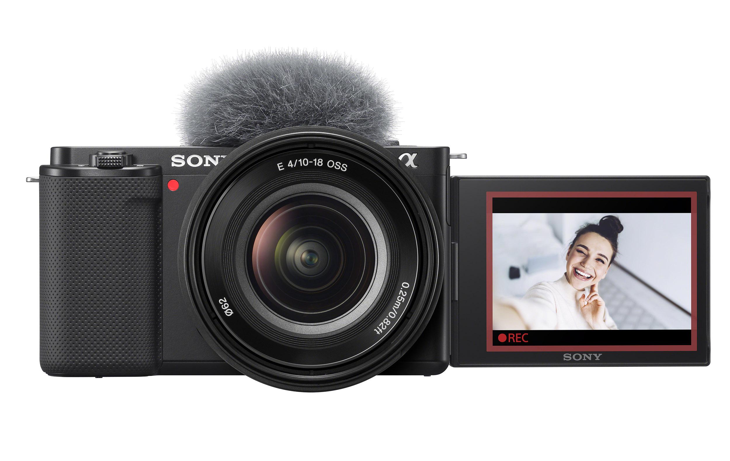 Sony mirrorless ZV-E10
