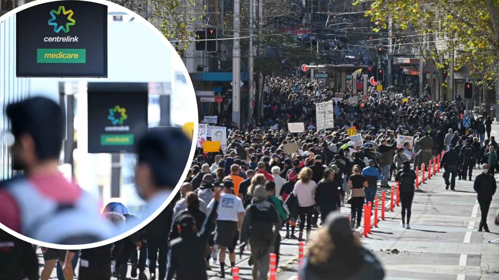 'Covidiots': Anti-lockdown protestors spark public outrage online
