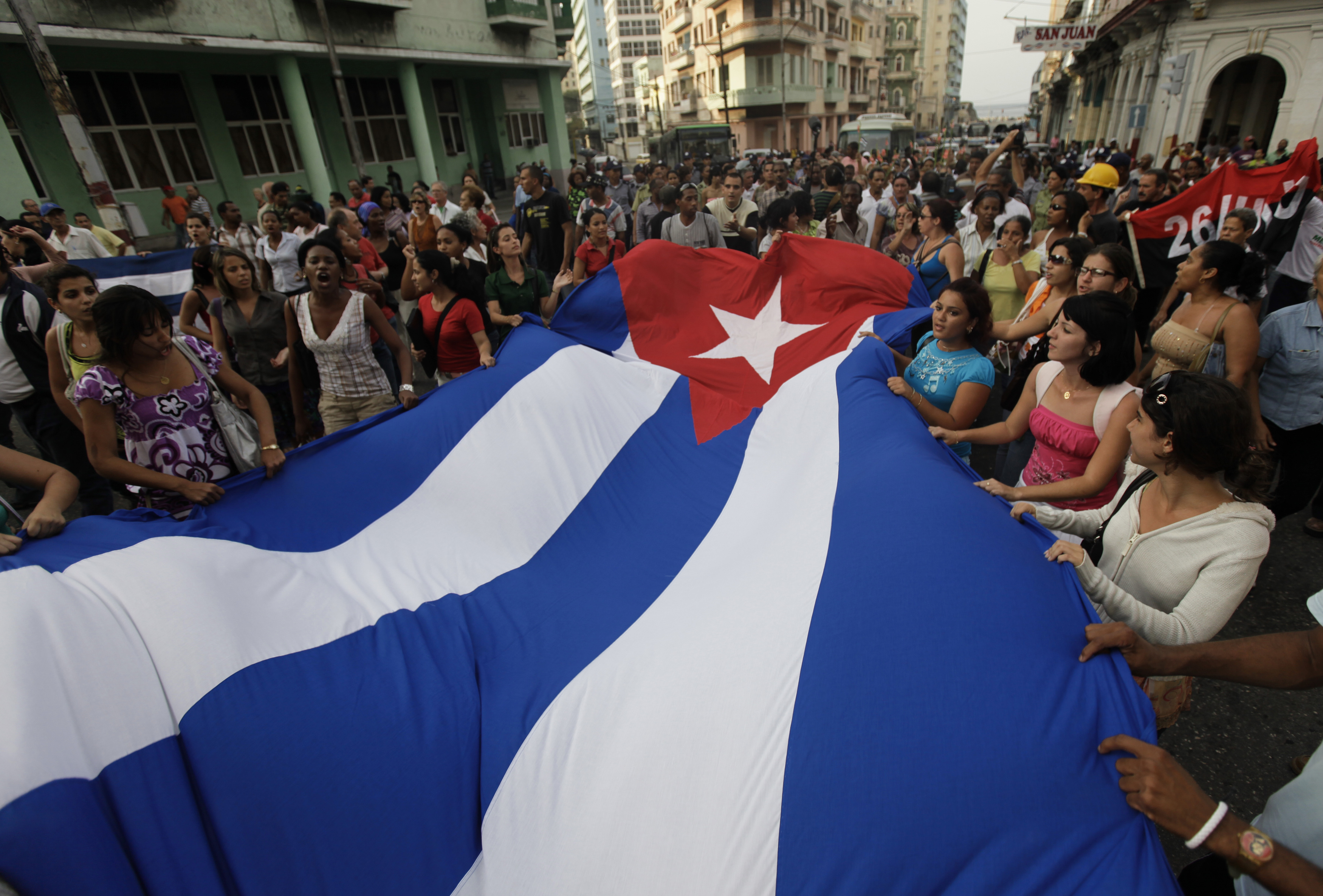 Cuba blocks access to Facebook and Telegram in response to protests