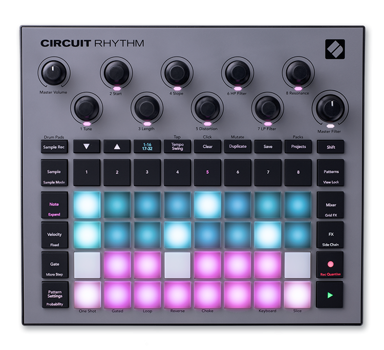 Circuit Rhythm image