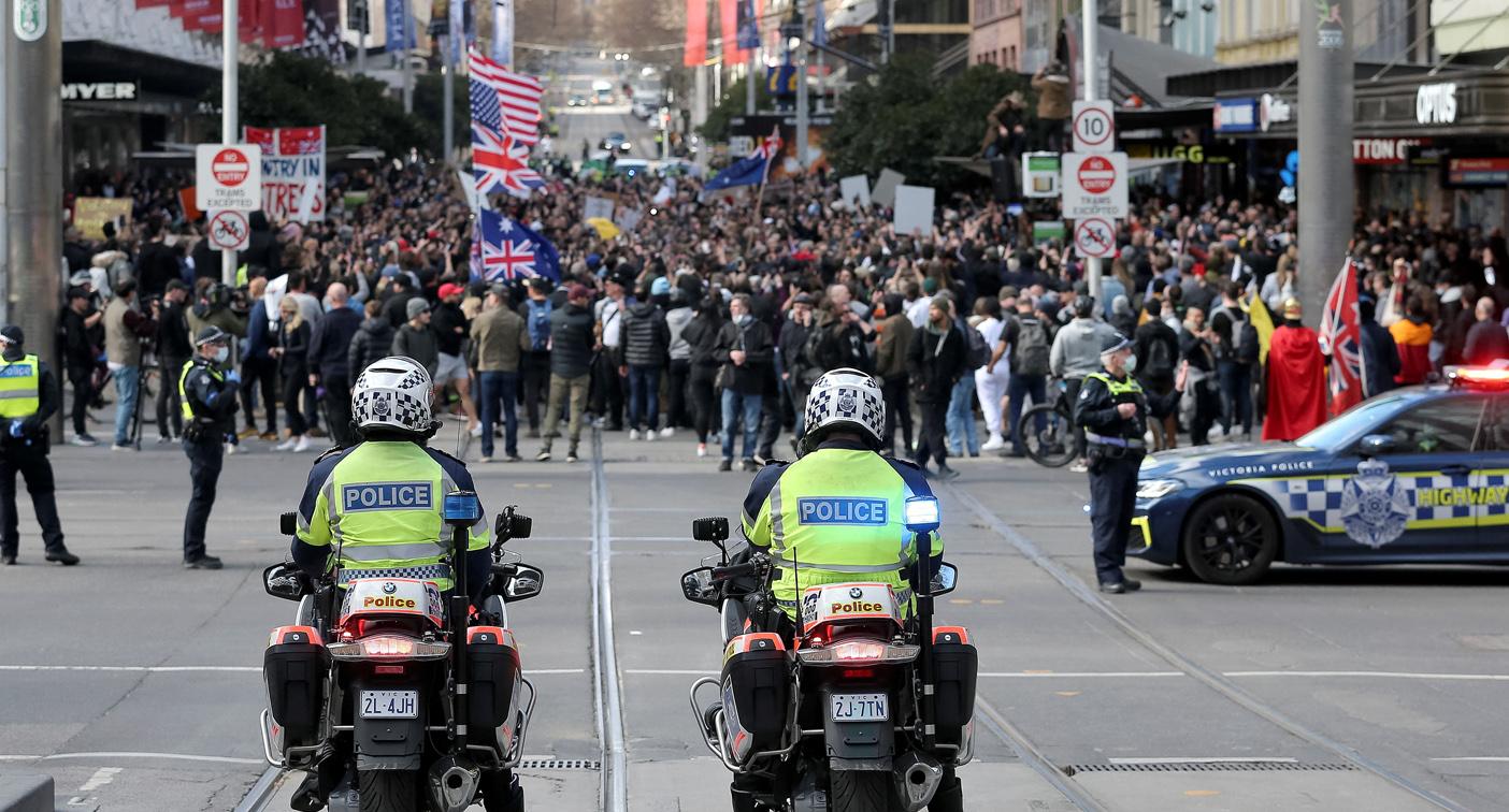 Victoria records 11 new Covid cases all in quarantine – Yahoo News Australia