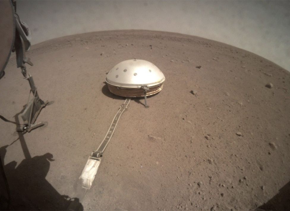 NASA's InSight probe reveals the primary detailed take a look at the inside of Mars | Engadget