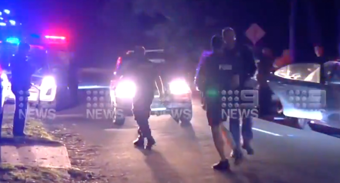 One dead, others hospitalised in massive Queensland street brawl