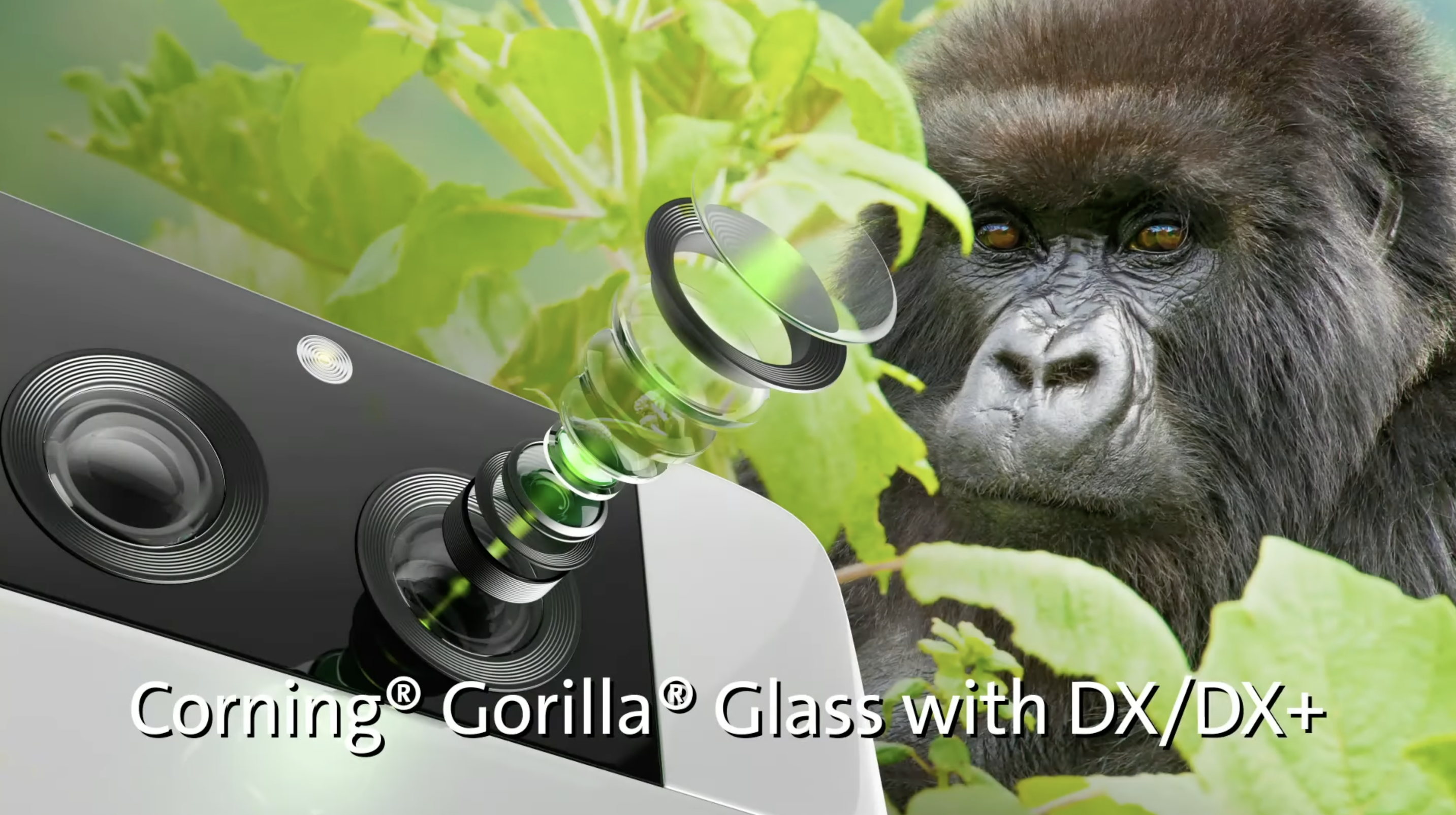 Corning's new Gorilla Glass protects smartphone cameras whereas letting in additional gentle | Engadget