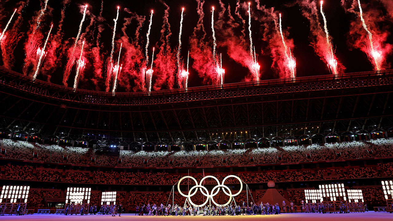 Tokyo Olympics kicks off with 'eerie' opening ceremony