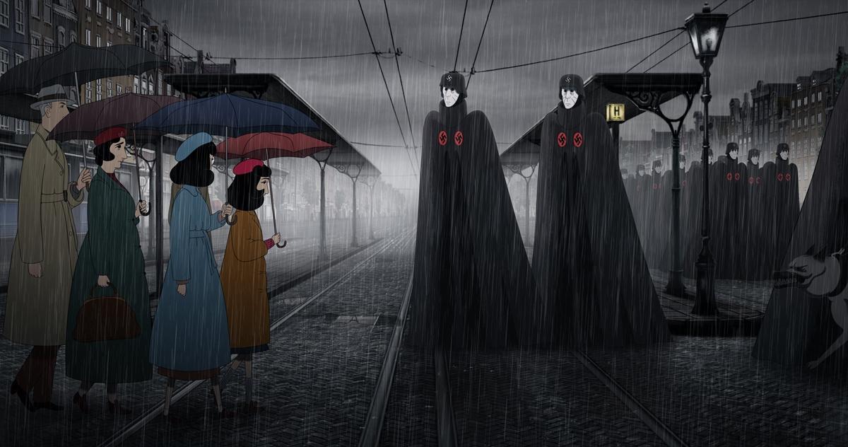 《寻找安妮法兰克(暂译)》剧照