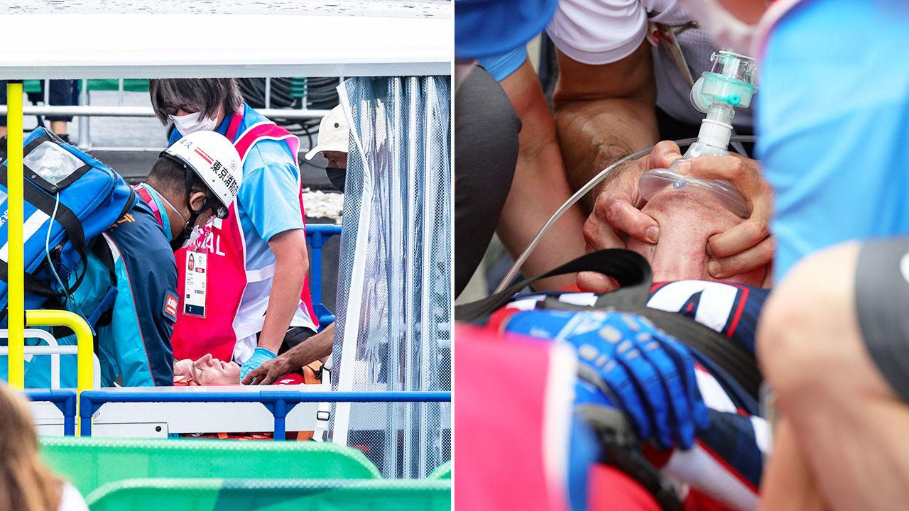 Disturbing details emerge after BMX champion's horror crash
