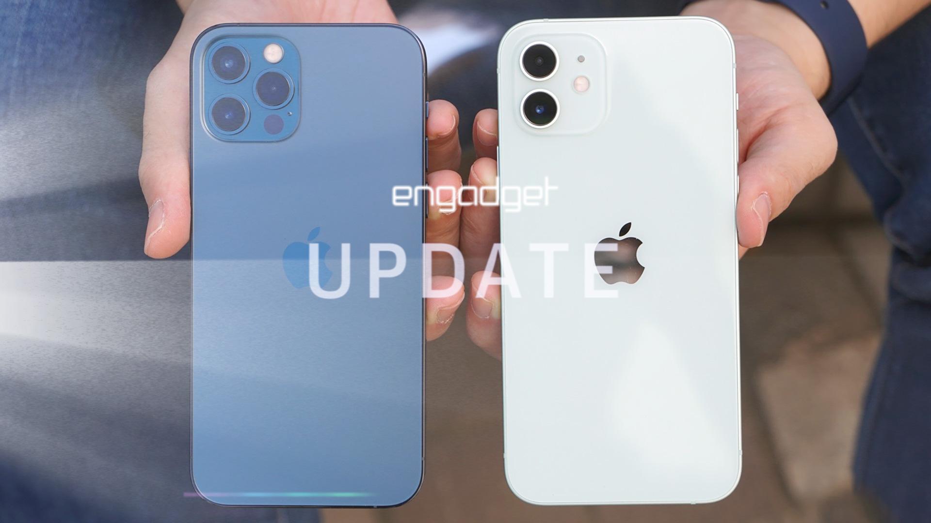Engadget Update EP77:矚目新機 iPhone 12、12 Pro 你問我答