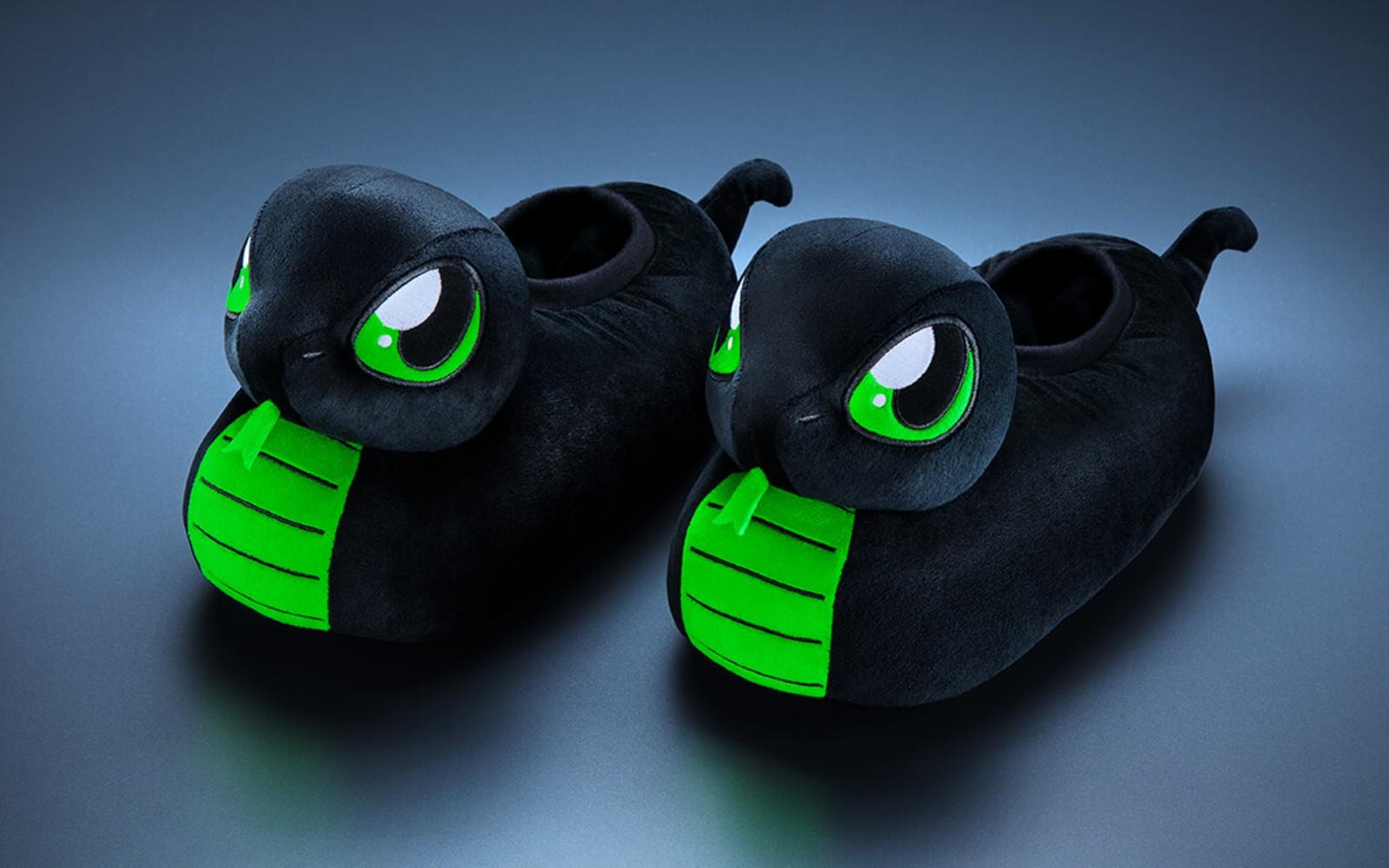 Razer made slippers for World Snake Day - Engadget