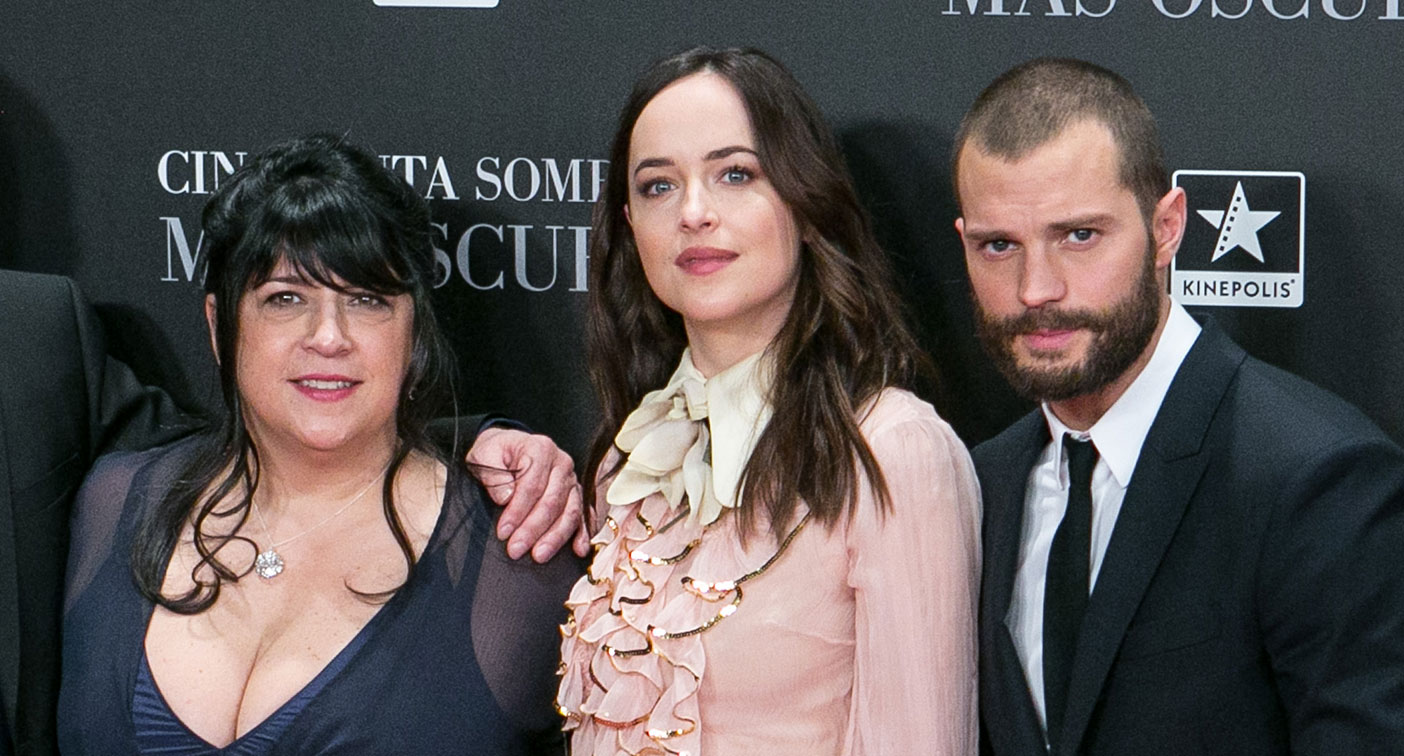 'Fifty Shades of Grey' author E L James won't rule out the return of Christian and Ana