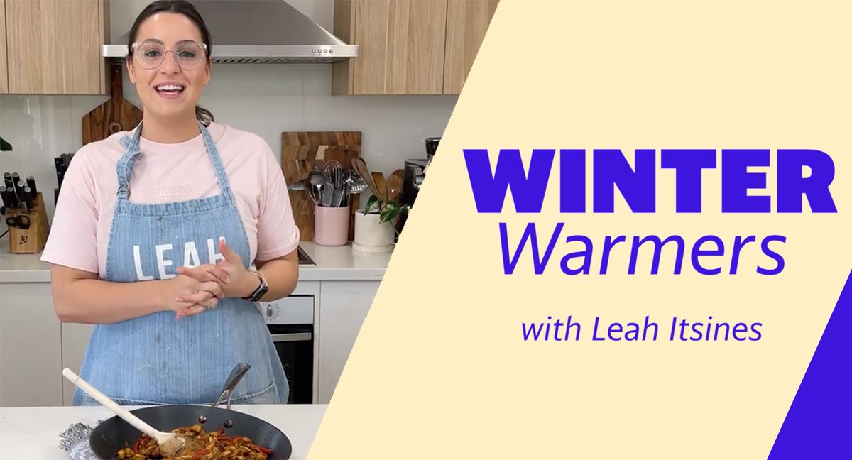 Leah Itsines Winter Warmer recipe: Cashew Chicken Stir Fry