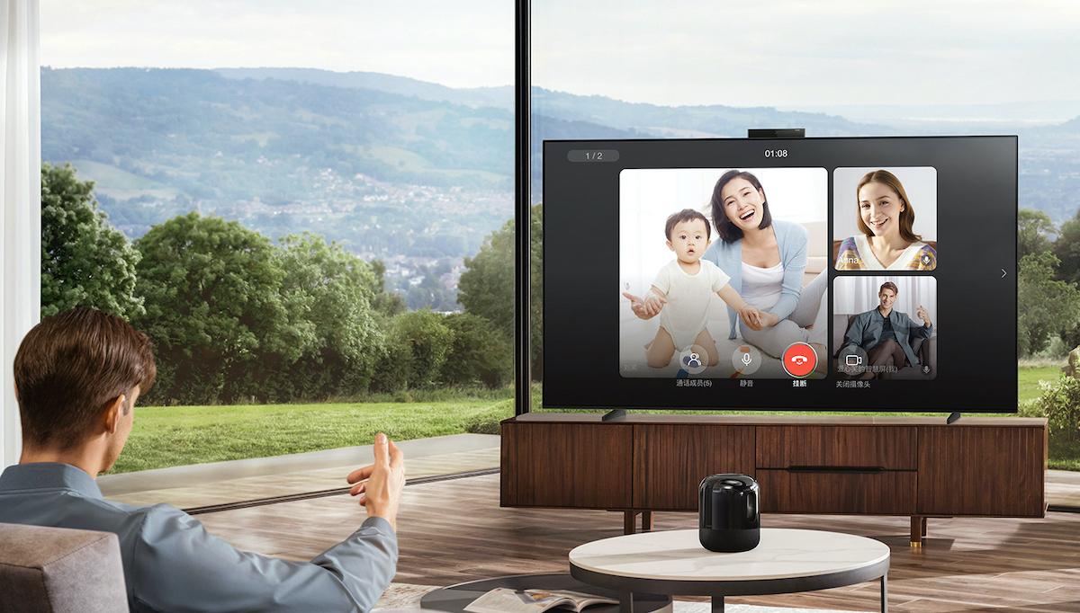 華為 Sound X 2021、智慧屏 V75 Super