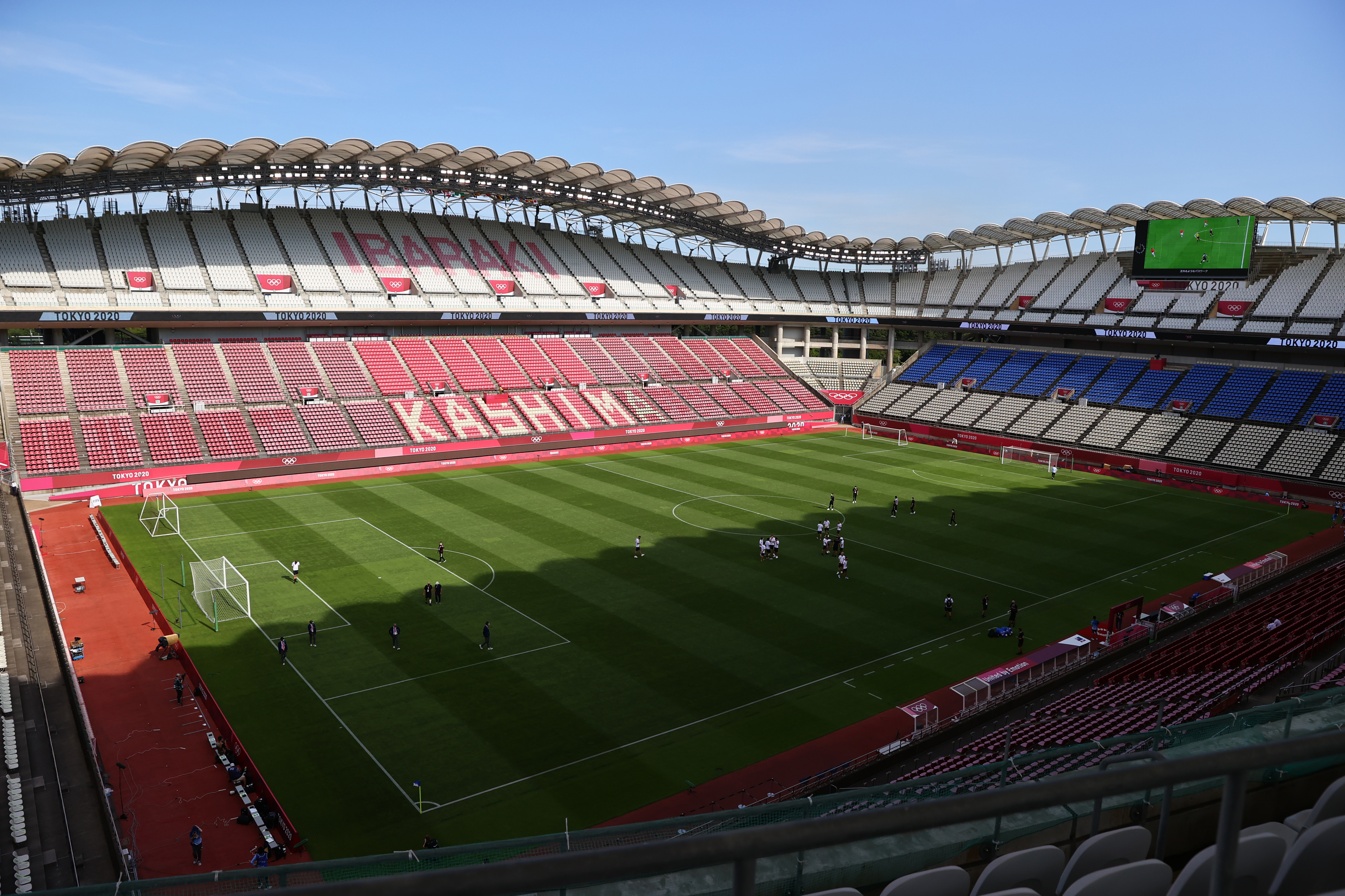 Tokyo Olympics Tv Schedule Thursday Soccer Action