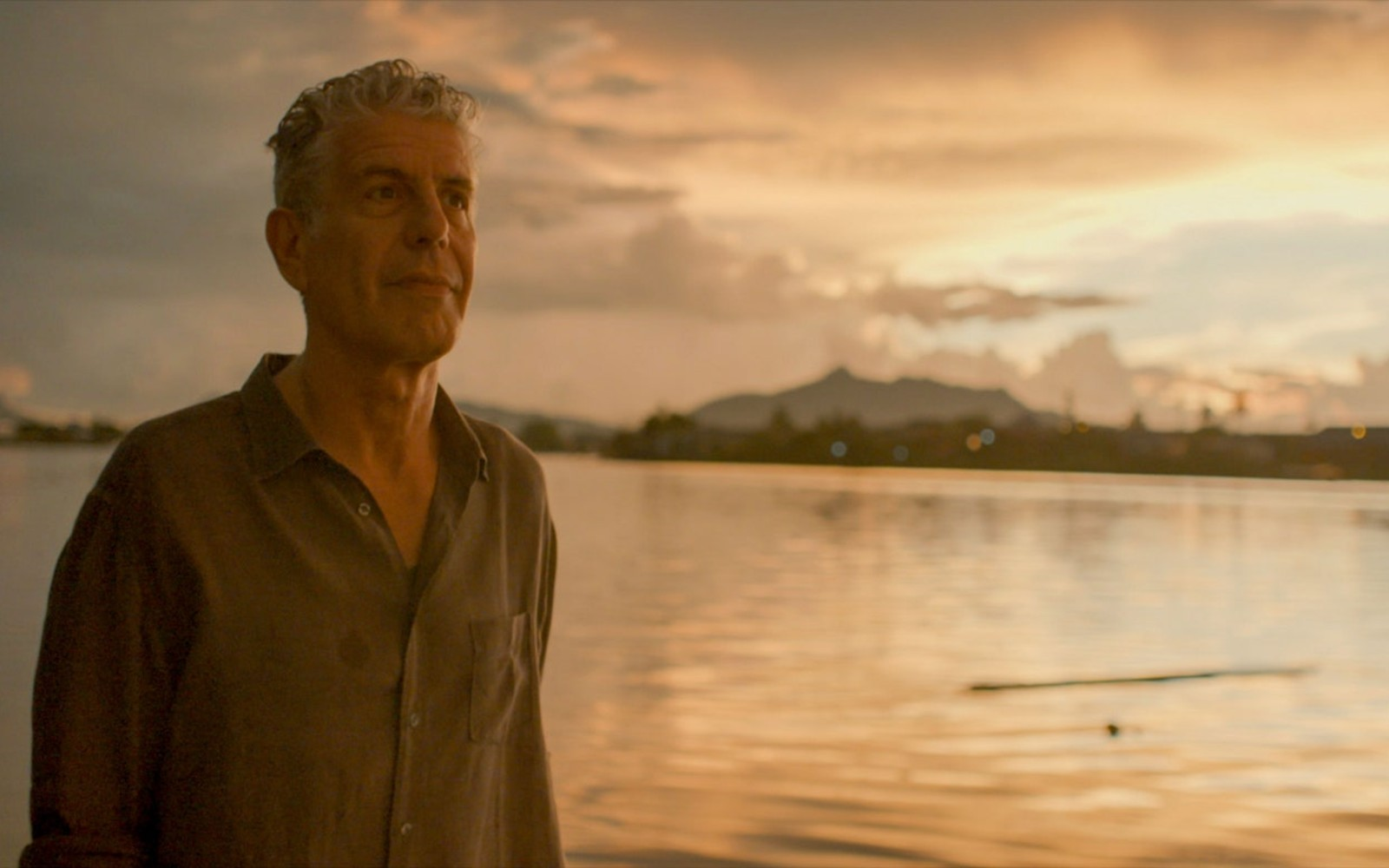Anthony Bourdain's new documentary 'Roadrunner' relies in part on deep audio
