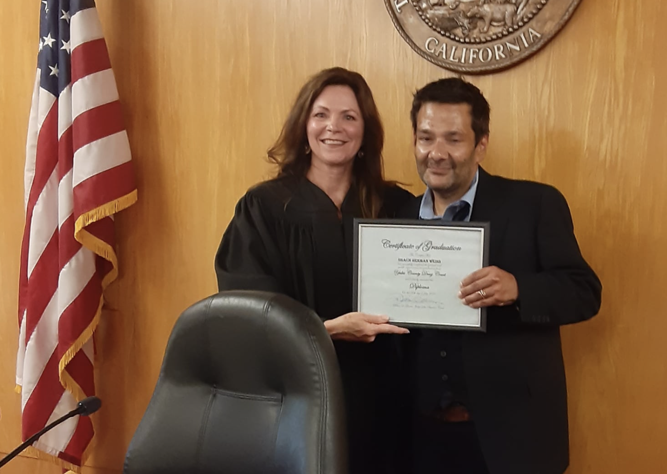 'The Mighty Ducks' actor Shaun Weiss marks a milestone in his drug recovery as case is dismissed