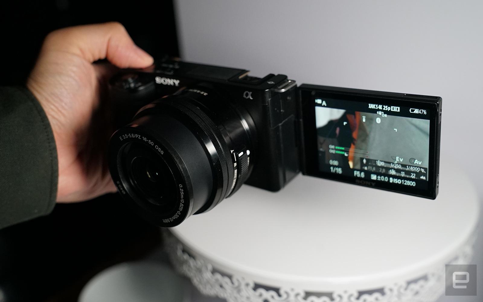 Sony ZV-E10 實機圖集