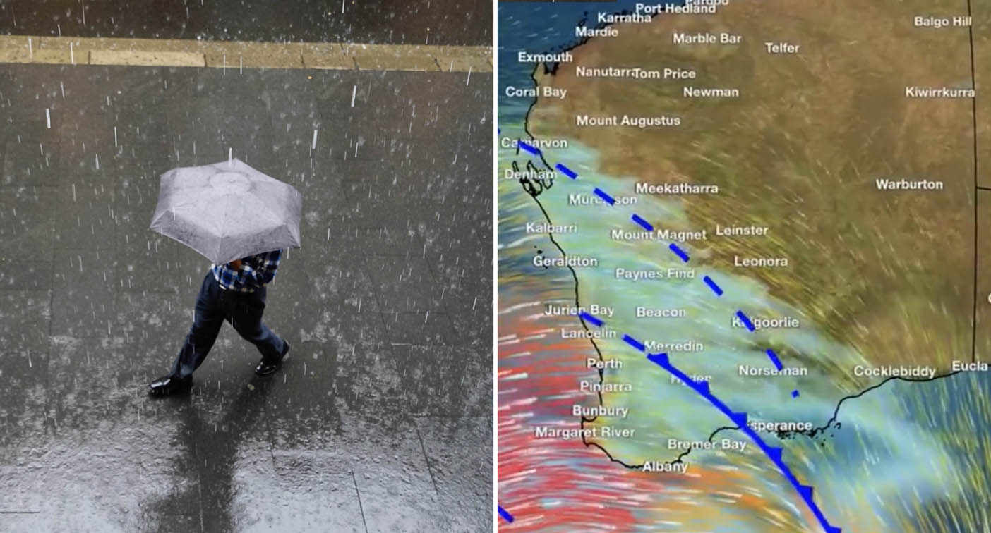 Aussie state battles through 'wettest, dullest' July in decades