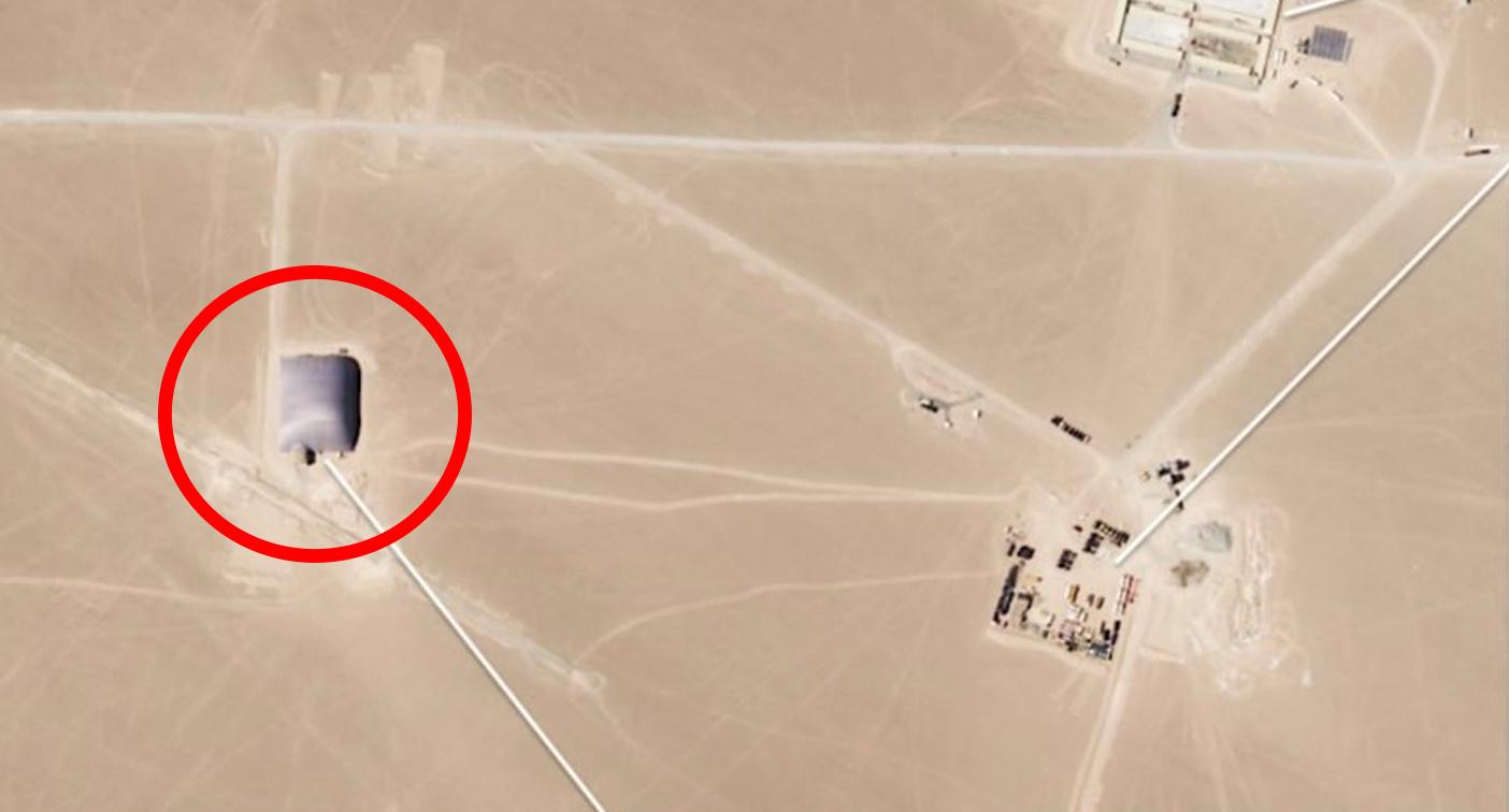 Disturbing find uncovered in Chinese desert