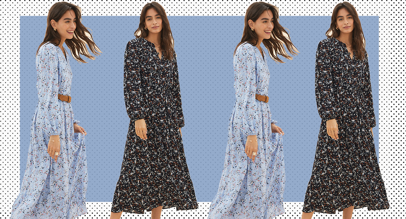 Dress of the day: The new M&S maxi to snap up before it sells out