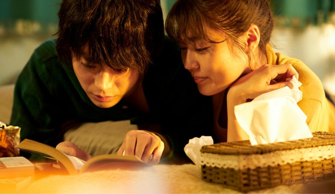 菅田将晖与有村架纯主演现代爱情日本爱情电影《像花束般的恋爱》