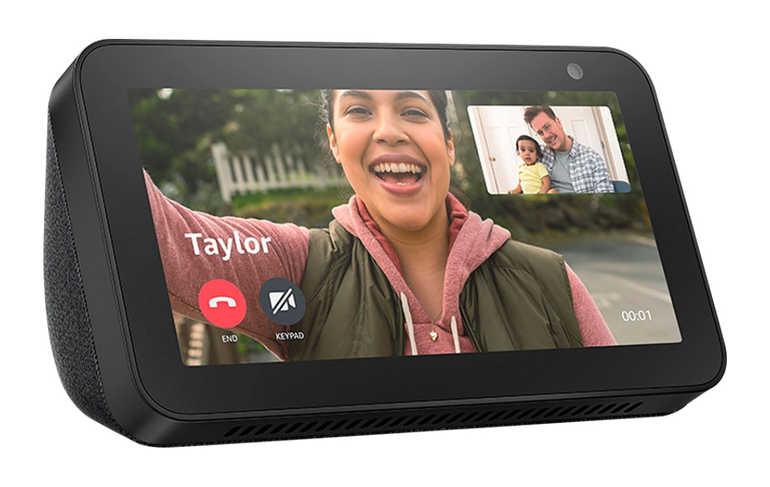 Amazon's first-gen Echo Show 5 is back to its lowest price on Best Buy