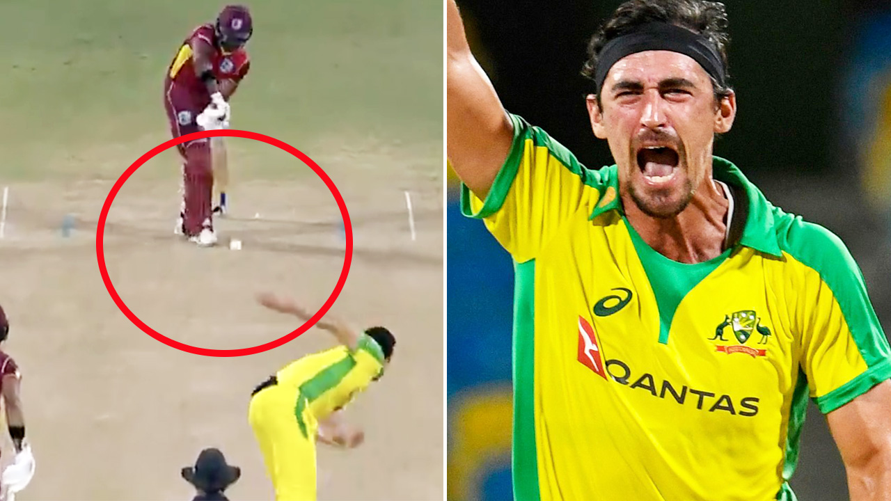 'Absolutely filthy': Cricket world erupts over Mitchell Starc act – Yahoo Sport Australia