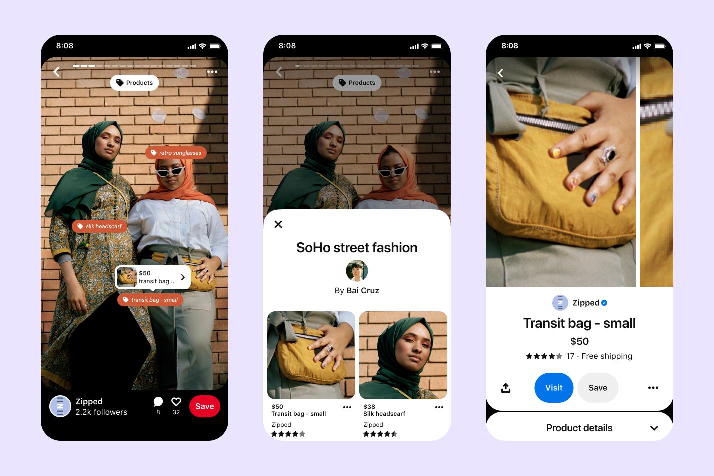 Pinterest is giving creators ways to make money on the platform