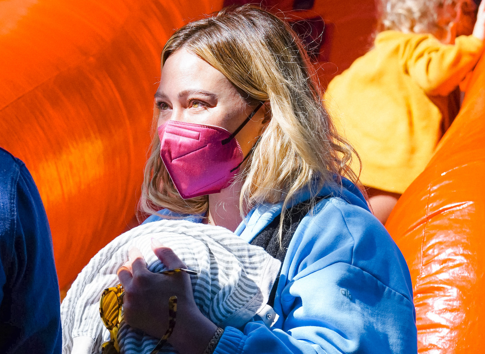 Hilary Duff and other celebs are obsessed with these pretty FDA-authorized KN95 masks