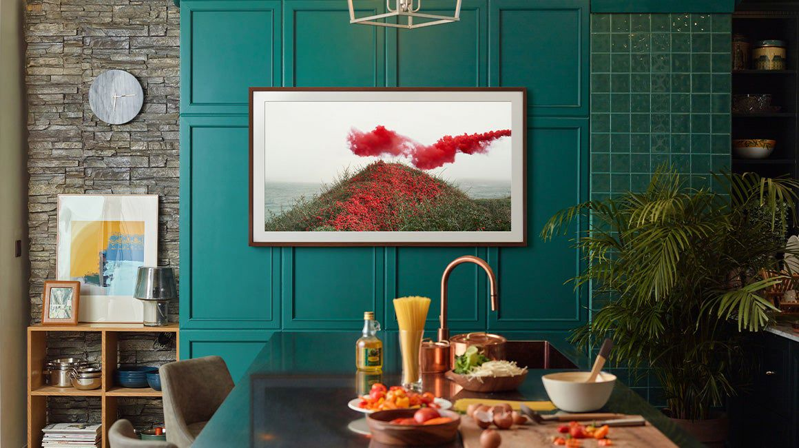 65-inch Samsung The Frame LED 4K TV
