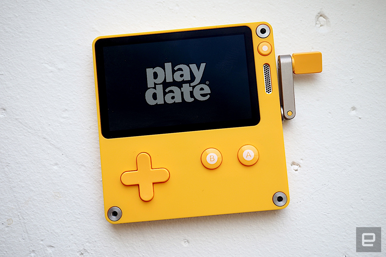 <p>Playdate</p>