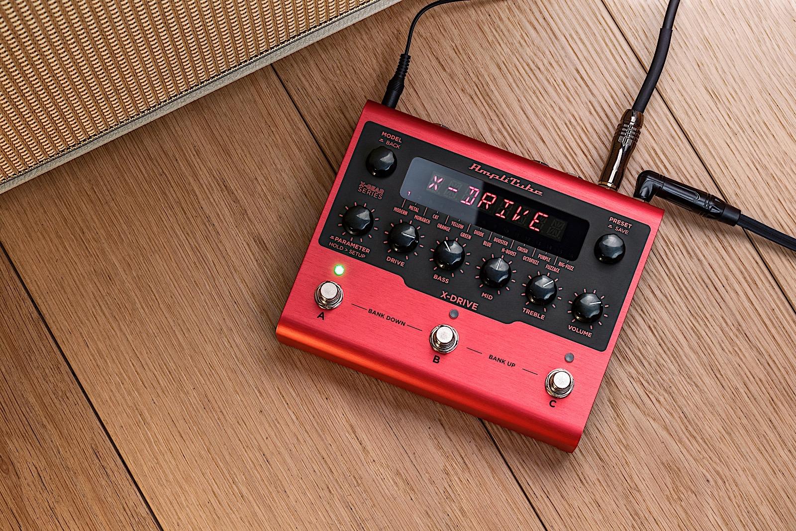 <p>IK Multimedia AmpliTube X-GEAR</p>